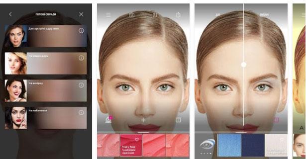 виртуальный макияж эйвон хотите